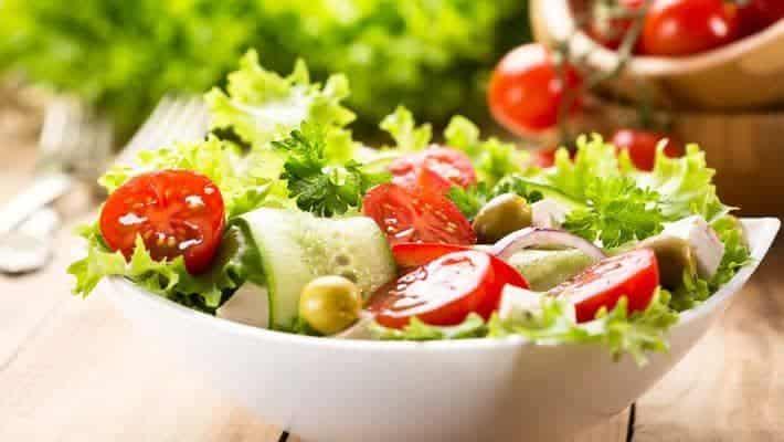 6 receitas de salada fitness