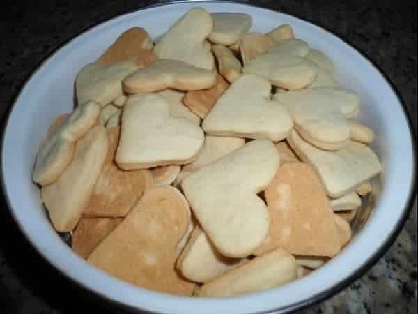Biscoito de Nata Crocante Maravilhoso