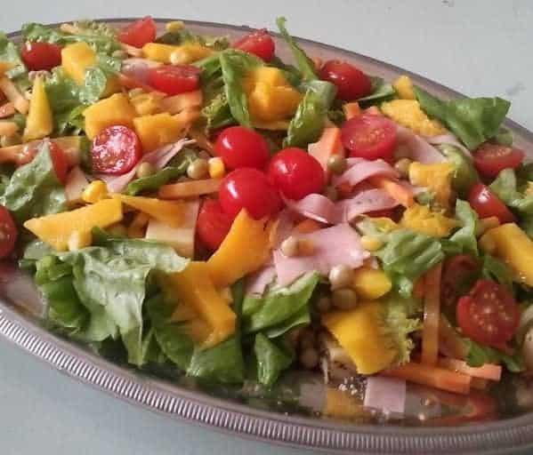 5 Receitas de salada para ficar em forma